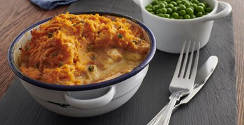 Sweet Potato Chunks with chicken pie (3)